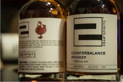 counter balance whiskey